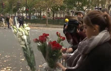 Paris remains on lockdown after terror attacks