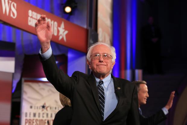 Democratic debate in Iowa - Democratic presidential ...