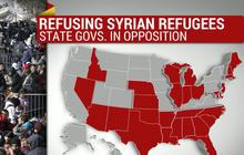 How does the refugee crisis affect the 2016 presidential race?