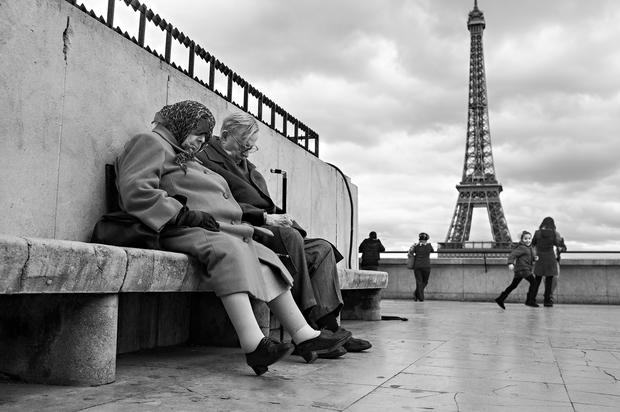 """French Kiss - A love letter to Paris"""