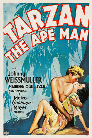 Image result for TARZAN THE APE MAN 1932