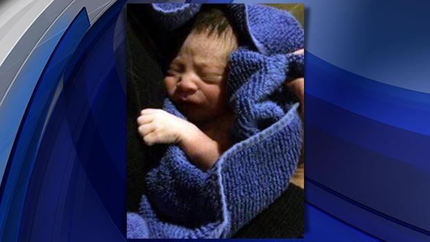 Newborn Baby Found In Manger Of New York Church Nativity