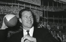 Late football great Frank Gifford suffered from CTE