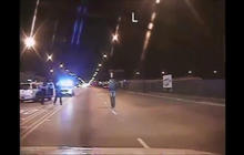 Graphic video shows Chicago police shooting
