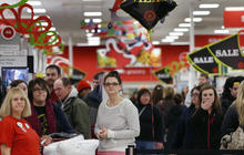 Stores look to stand out for Black Friday