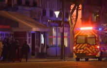 Paris attack suspects planned second bombing