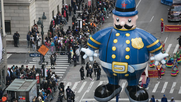 NYPD boosts security for Thanksgiving parade after threat