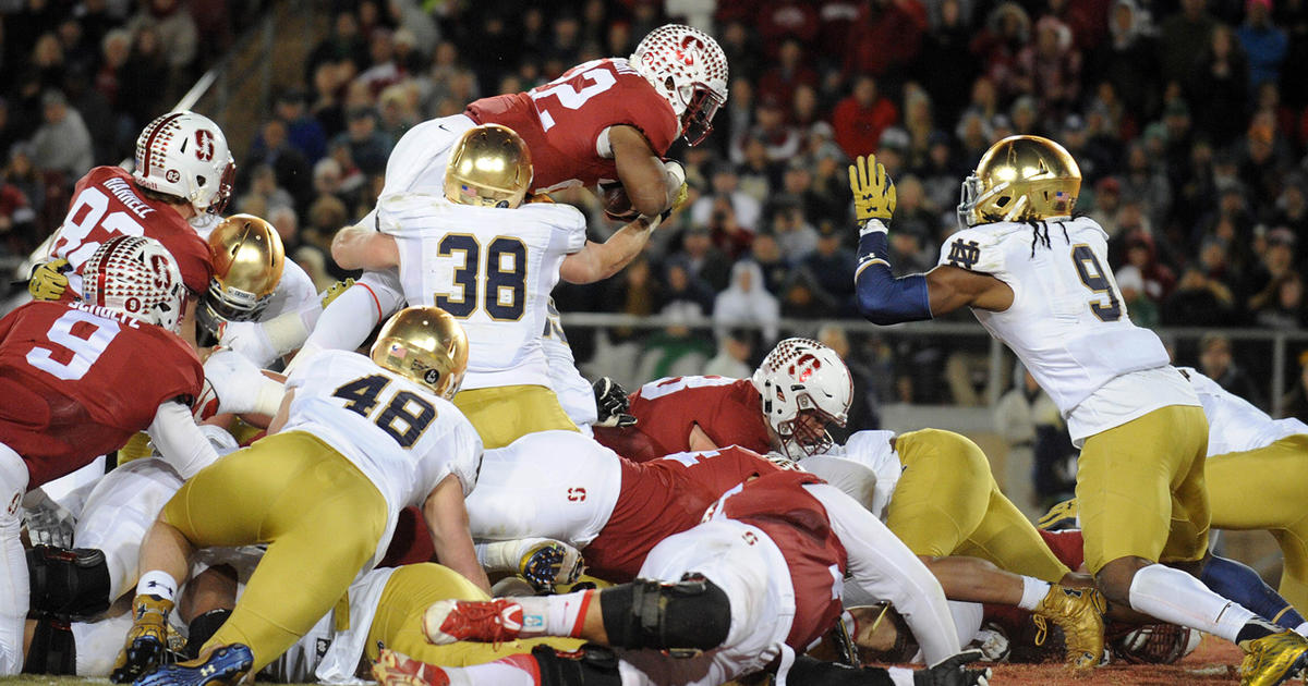 ncaa football notre dame playoff ranking