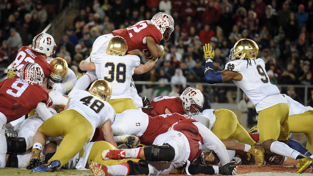 stanford football live score ncaa football scors