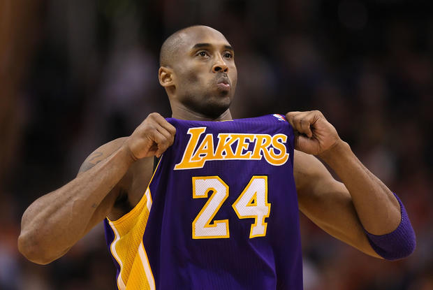 24 facts about amazing Kobe Bryant