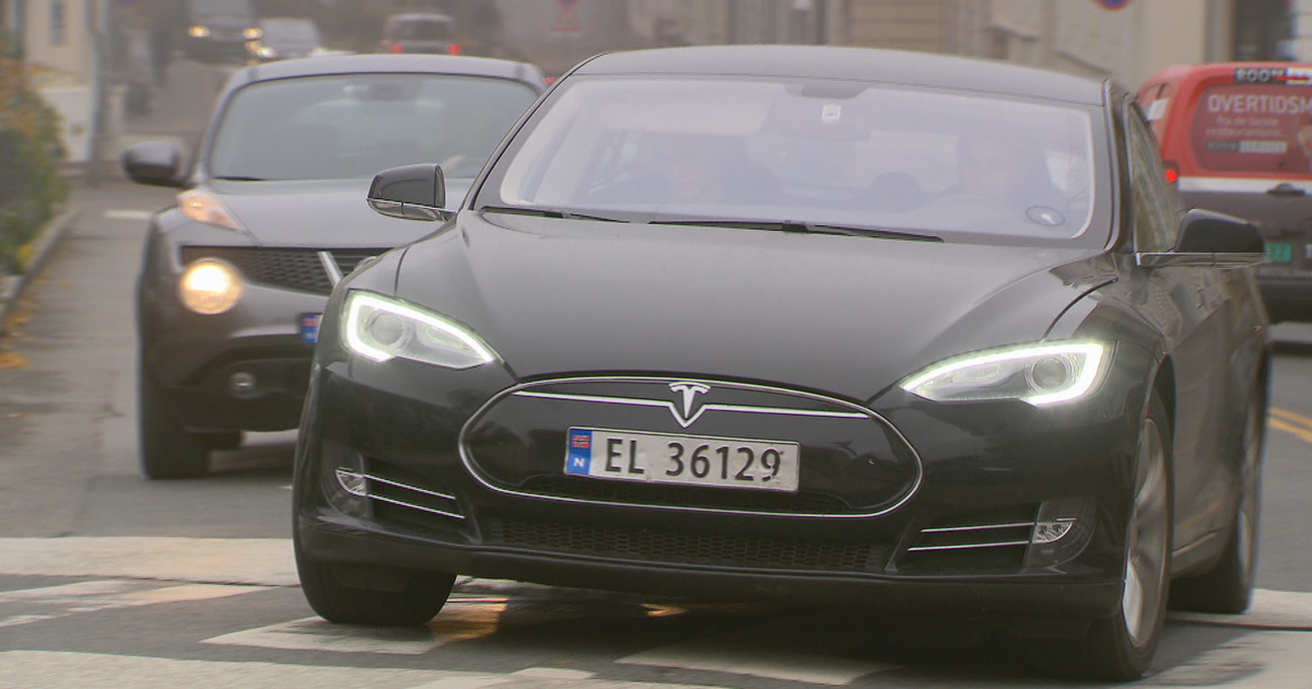 Norway leads way on electric cars: 'it's part of a green ...