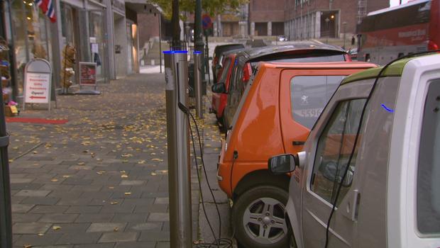 EN PHILLIPS ELECTRIC CARS