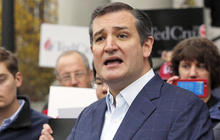 Ted Cruz on the offensive against GOP frontrunner Trump