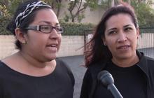 San Bernardino shooting victim called sisters to say she was shot