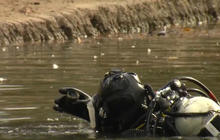 Divers pull objects from lake in San Bernardino investigation