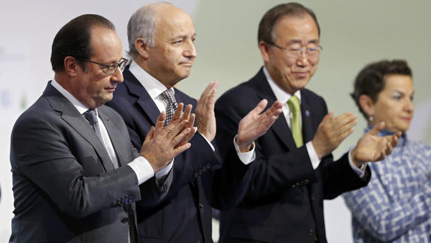 Who are the winners and losers of the COP21's climate deal?