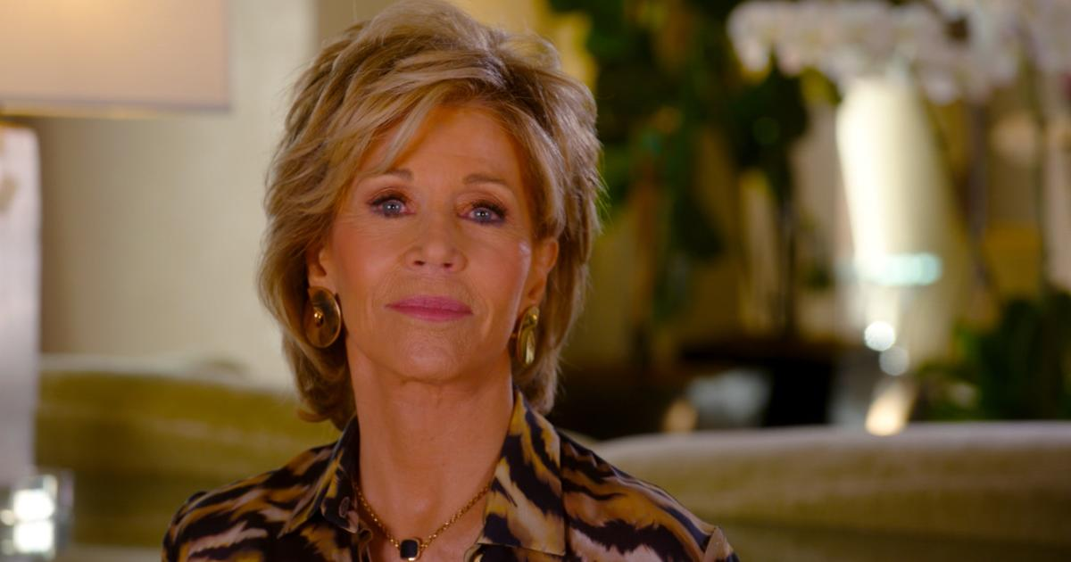 Jane Fonda S Note To Self Cbs News