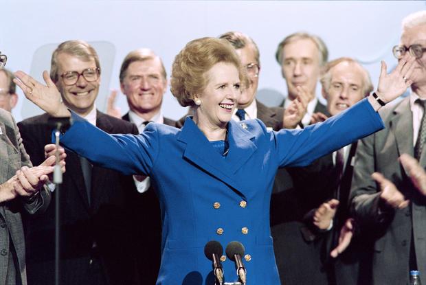 Margaret Thatcher memorabilia up for auction