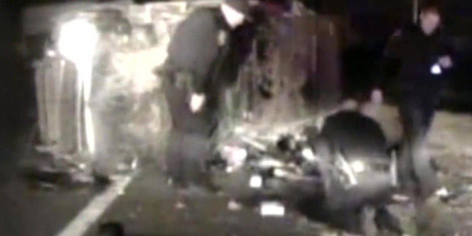 Calif. police officer won't be charged for shooting DUI suspect ...