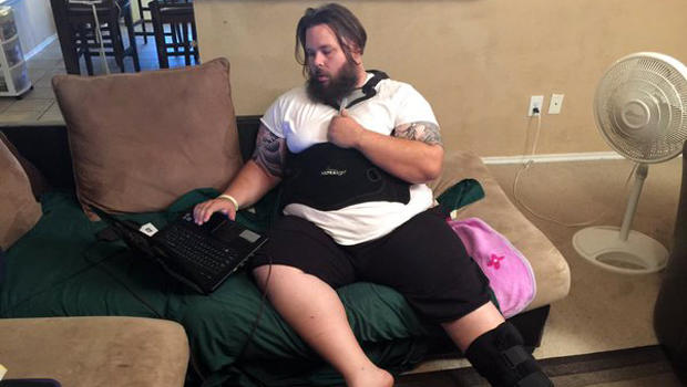 Fallout 4 player saved by gaming chair after auto smashes into home