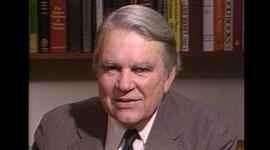 Andy Rooney's take on Christmas