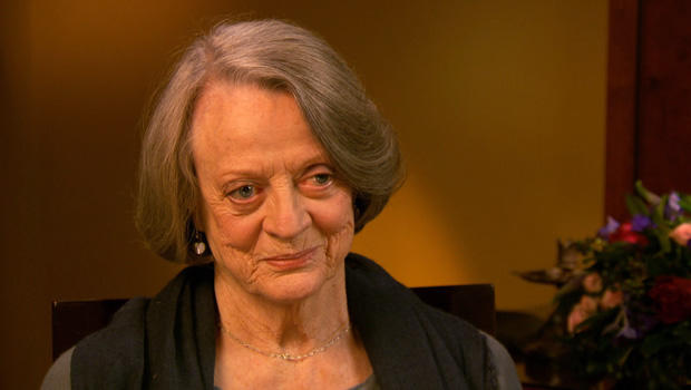 maggie smith filmography