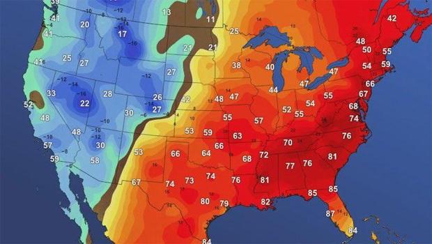 厄尔尼诺天气,地图,圣诞温度-620.jpg
