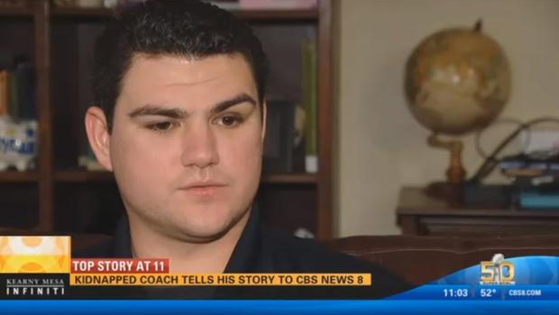 San <b>Diego high school</b> baseball coach Dylan Graham describes overpowering <b>...</b> - coach