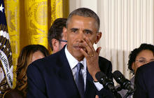 "President Obama's ""common sense steps"" to curb gun violence"