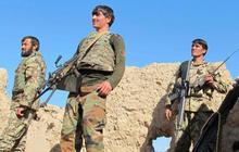 U.S. soldier killed in Afghanistan