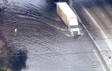 El Nino storms bring flooding, mudslides to Southern California