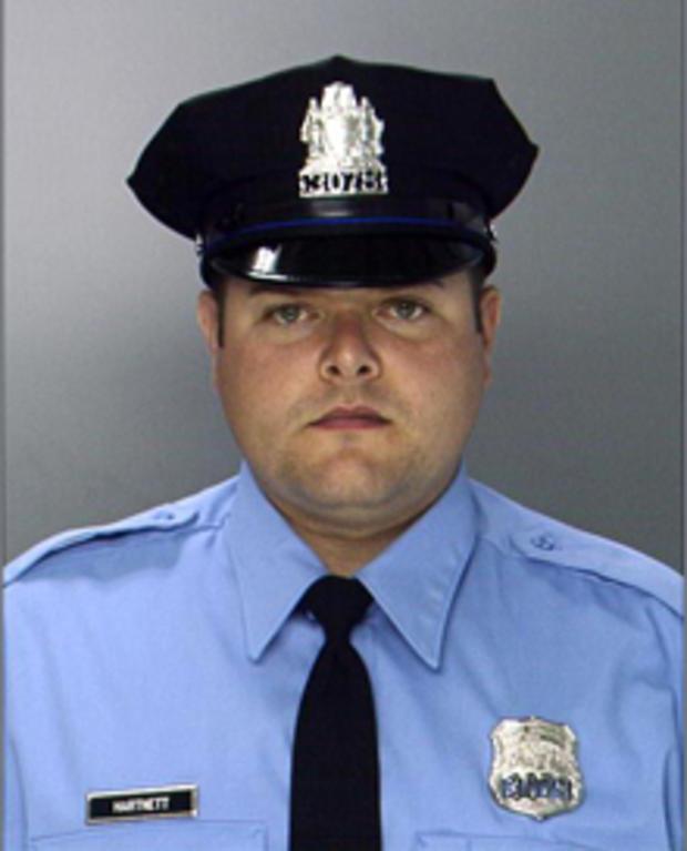 警官Jesse Hartnett