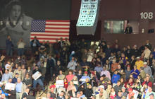 Protesters ejected from Donald Trump rally