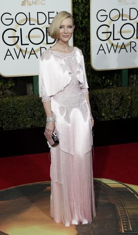 Golden Globe Awards 2016 red carpet
