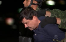 New video shows raid on El Chapo's hideaway