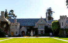 Playboy mansion for sale -- with a catch