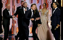 Golden Globe Awards 2016 highlights