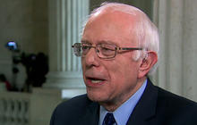 Sanders: Clinton attacking out of nervousness