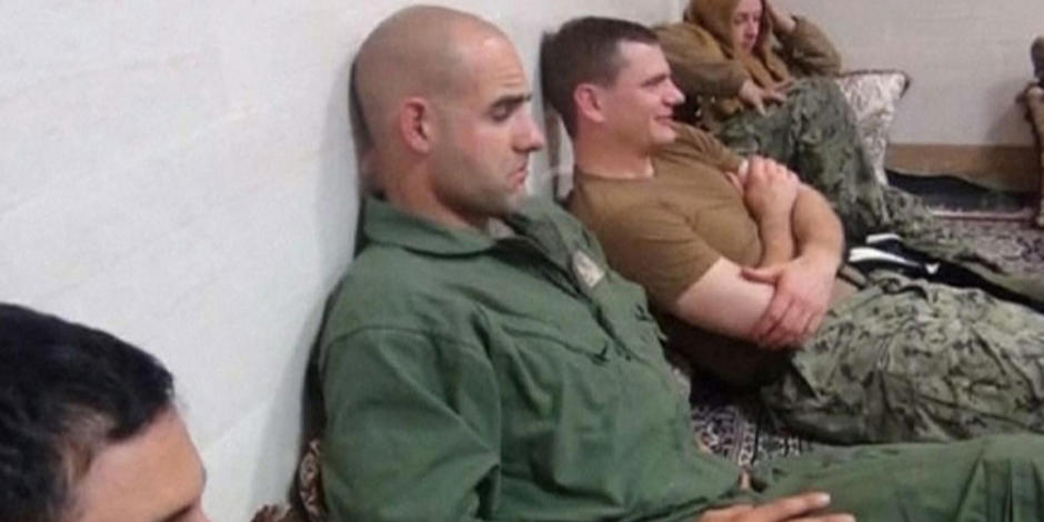 Iran releases 10 U.S. sailors after detainment