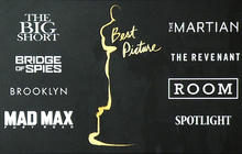Oscars 2016 nominations announced