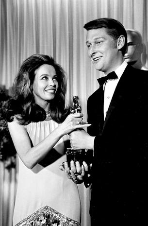 Leslie Caron awards