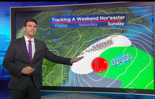 50 million in path of potential weekend nor'easter
