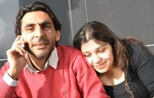 Wife of slain Syrian anti-ISIS activist speaks out
