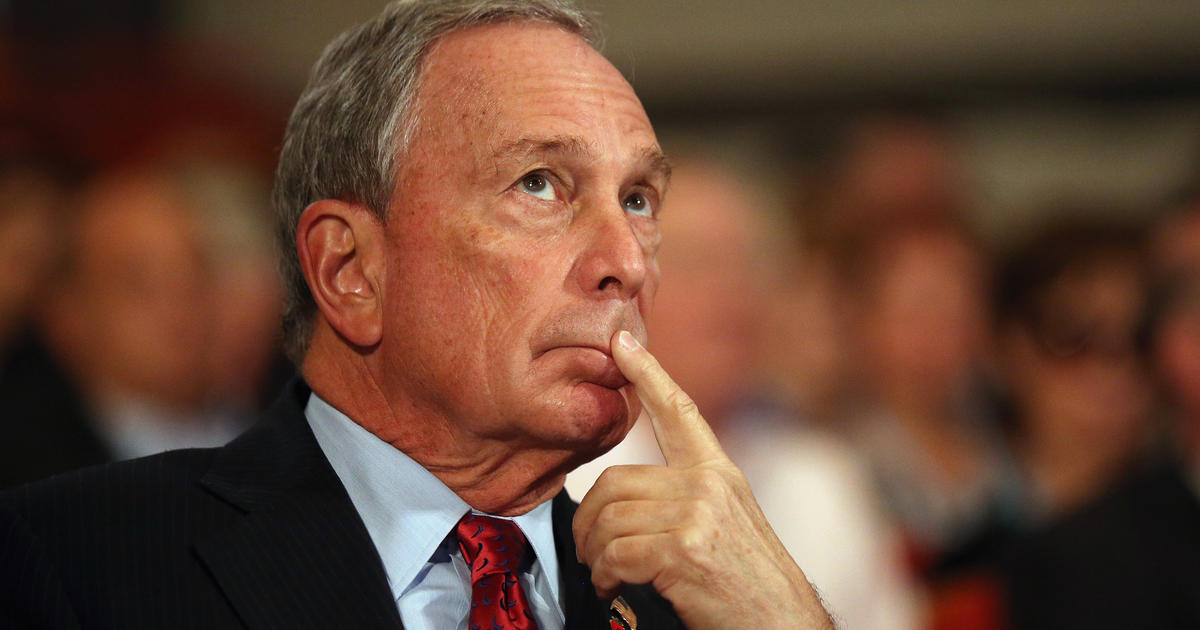 Michael bloomberg is going to help new yorks fashion industry get even bigger
