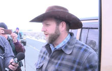 Militia leader Ammon Bundy, others arrested