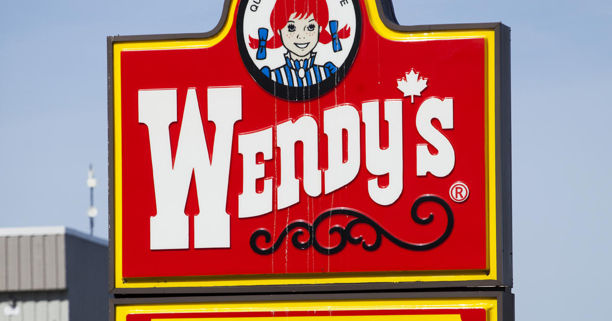 Wendy's says cheaper groceries keeping people at home - CBS News