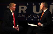 "Trump attacks Cruz on Goldman Sachs loan: ""He's supposed to be Robin Hood"""