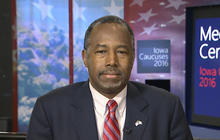 Ben Carson: I want more than 10% of Iowa votes