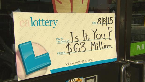 $63 million California Lottery ticket still unclaimed on day of deadline