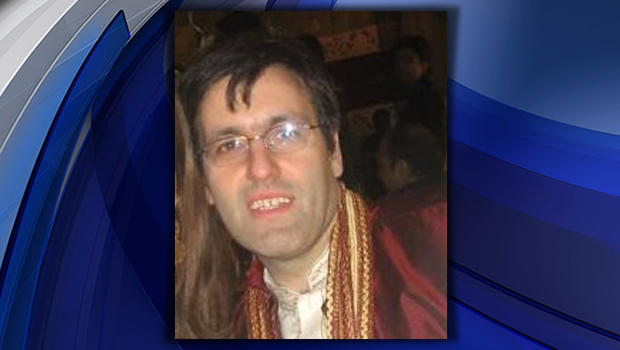 David Wichs is seen in a photo obtained by CBS New York station WCBS-TV.